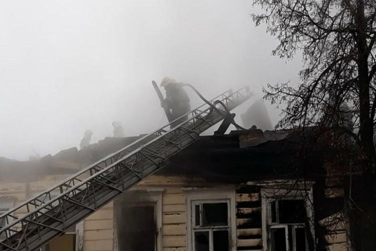 Всем пострадавшим окажут помощь из резервного фонда правительства региона. ФОТО: правительство Ярославской области