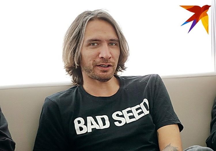 Александр Цой.