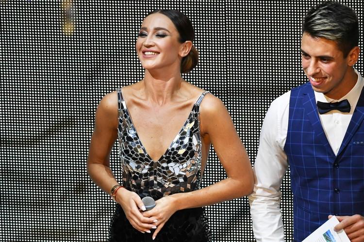 Ольга получила премию в номинации «Певица года».