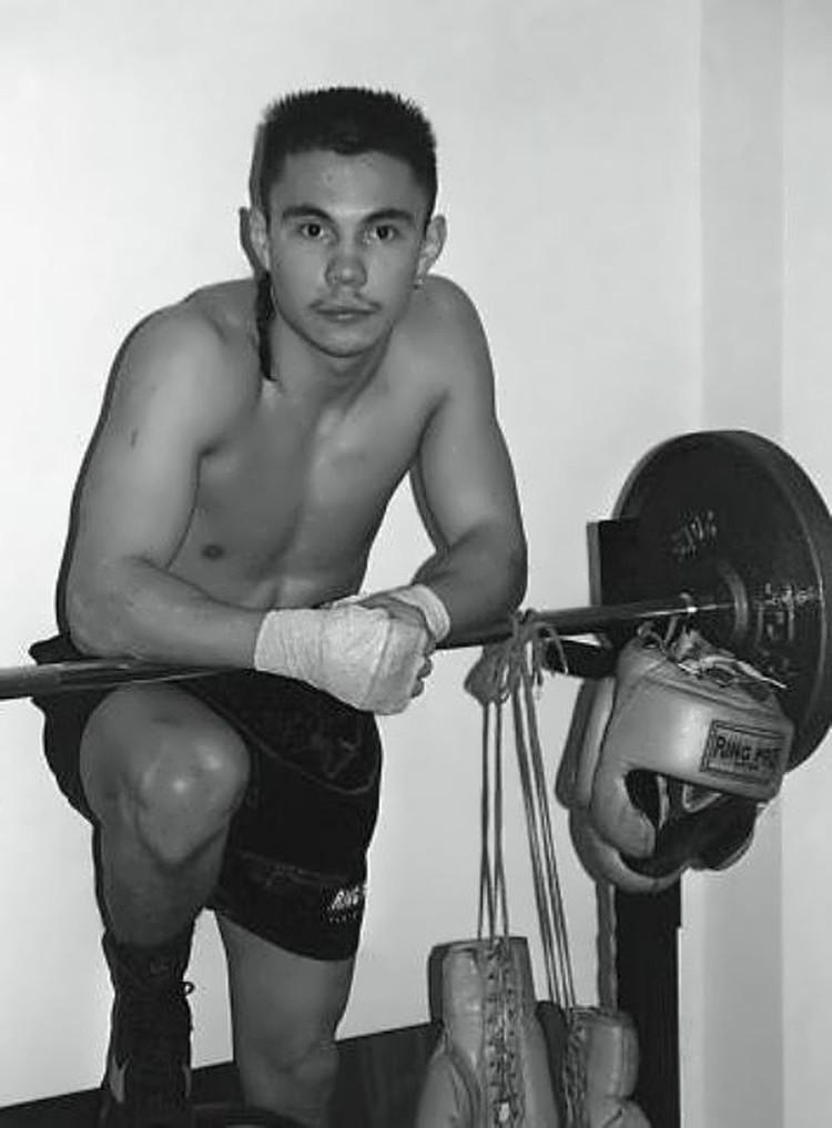 Косте Цзю было 10 лет, когда папа привел его в бокс.