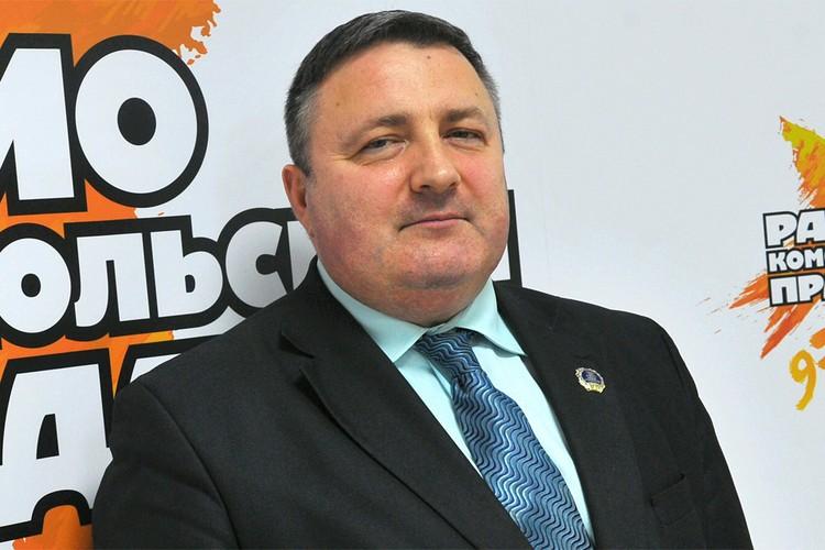 Политолог, военный эксперт Александр Перенджиев.