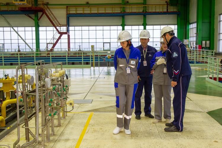 Фото: пресс-служба Калининской АЭС