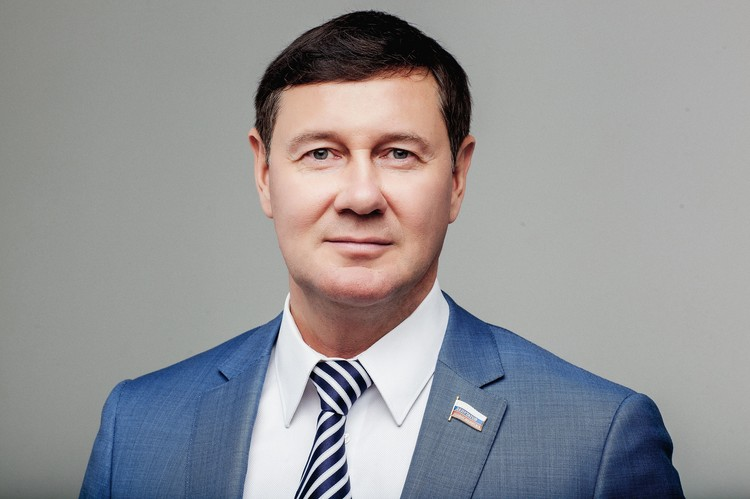 Игорь Салов.