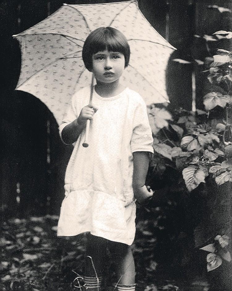 Дочка классика Мария (Мура) умерла в 11 лет. Фото: wikipedia.org