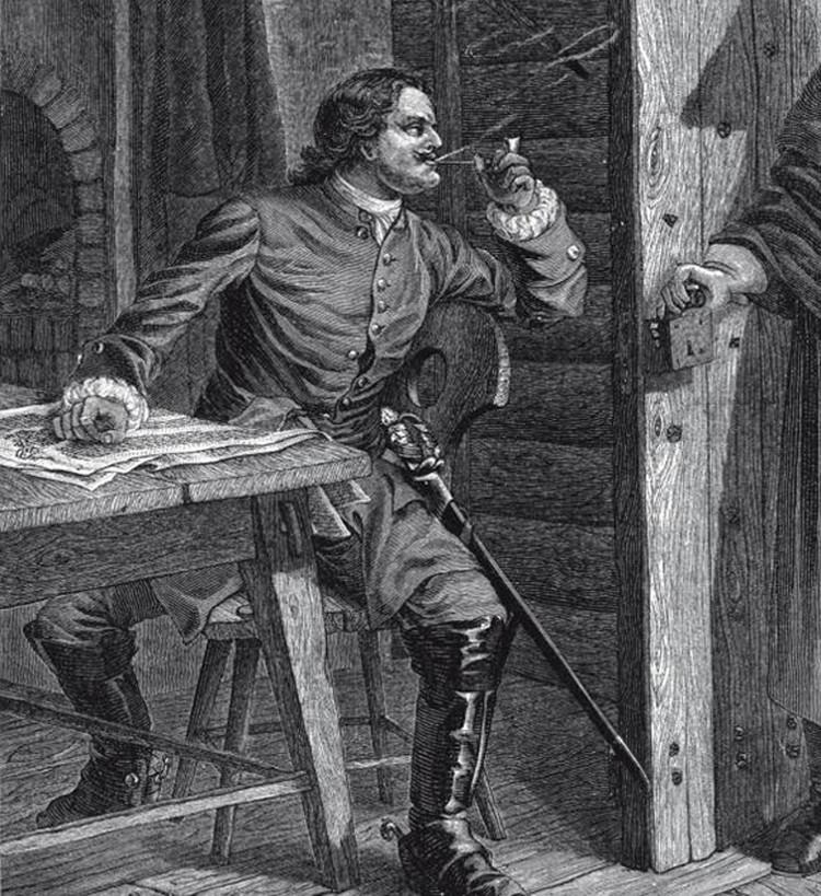 Авторы исследования немало места на своих страницах уделяют фигуре Петра I. Фото: Архив ФСО России