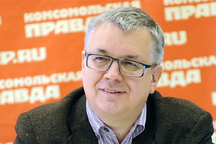 Ректор Высшей школы экономики Ярослав Кузьминов.