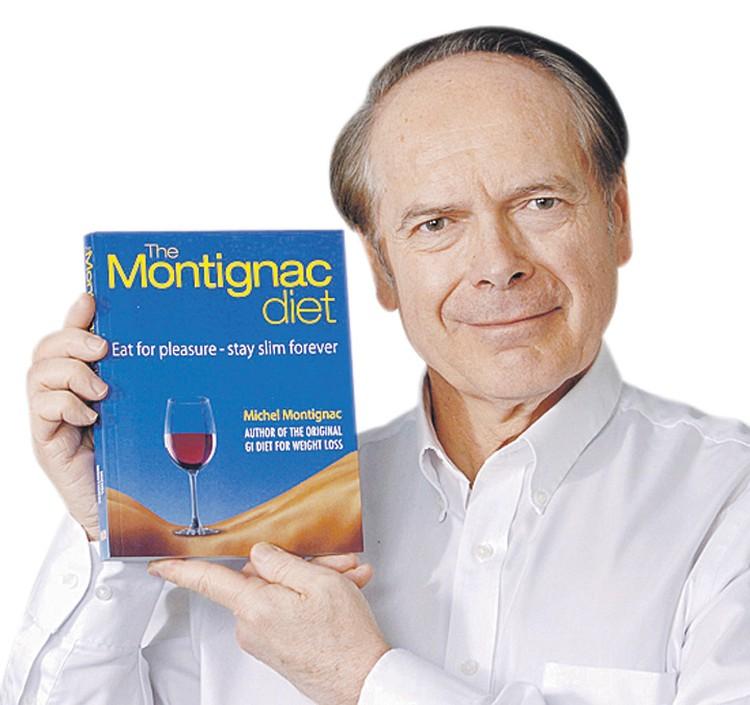 Диетолог Мишель Монтиньяк много писал о пользе сухого вина. Фото: Paul Cooper/Shutterstock/REX