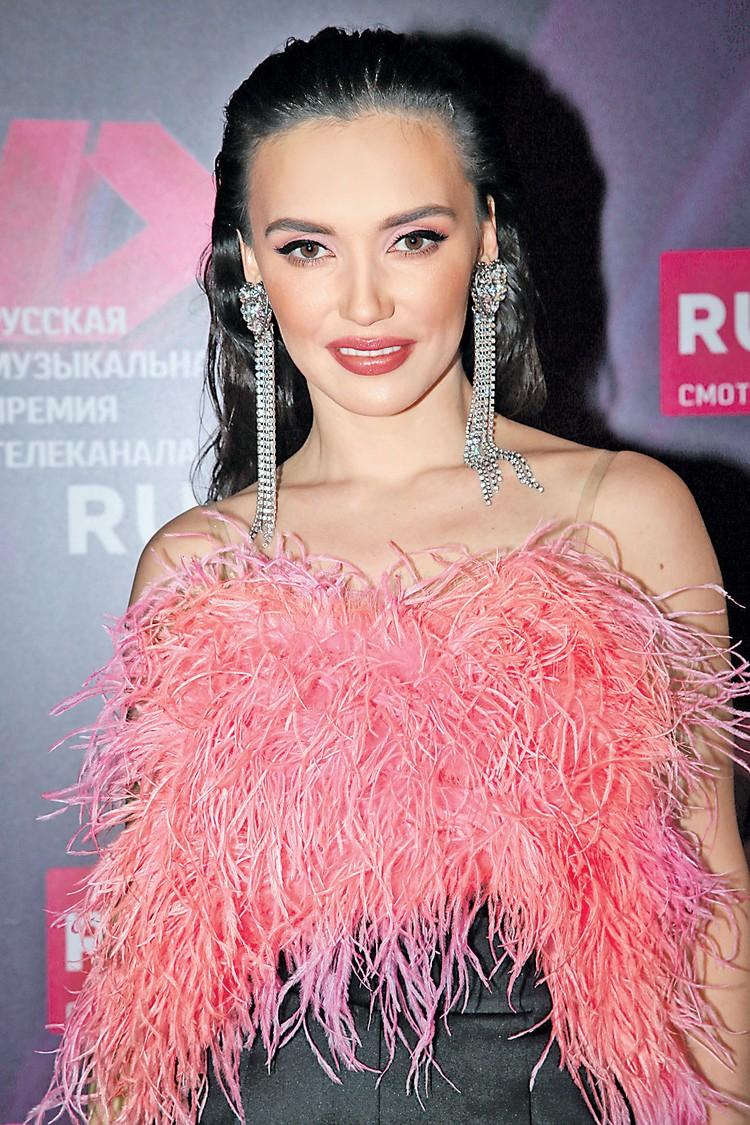 Ольга Серябкина.