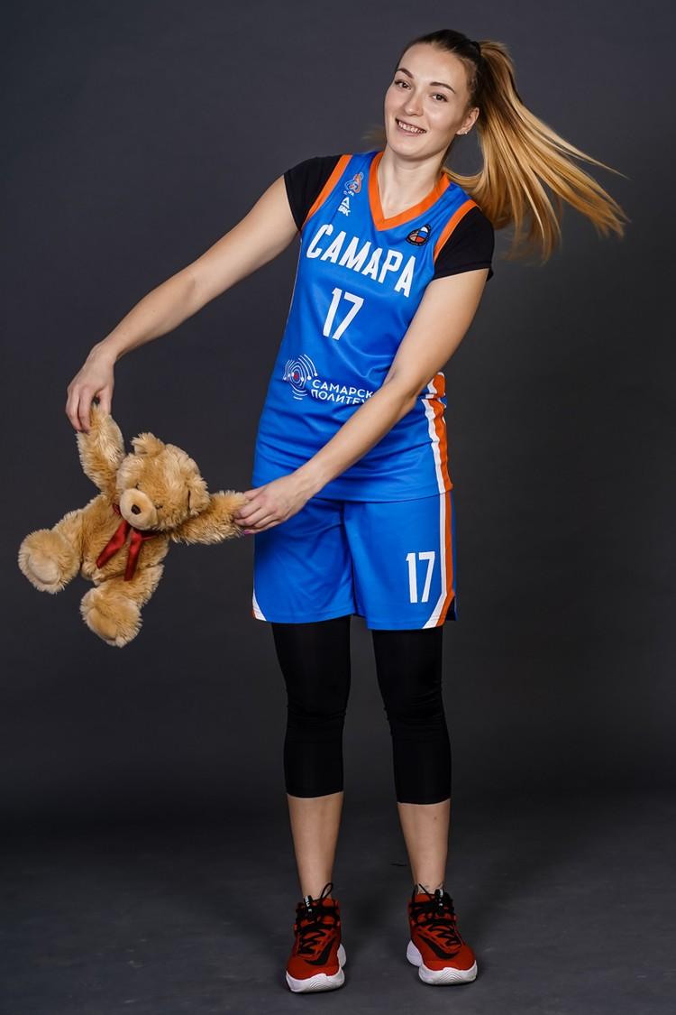 Яна Митрофанова.