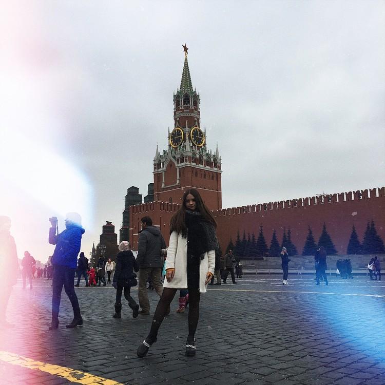 Из Новосибирска сибирячка переехала в Москву. Фото: instagram.com