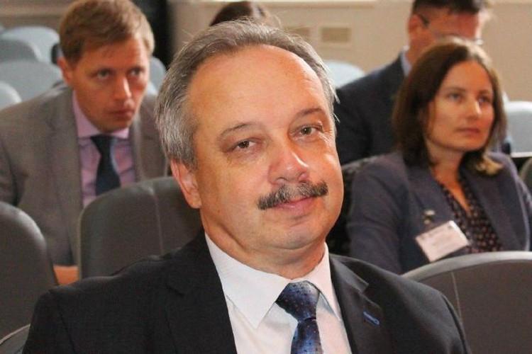Кандидат географических наук Юрий Зверев.