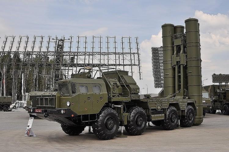 Комплексы С-400 надежно прикрывают Калининградскую область.