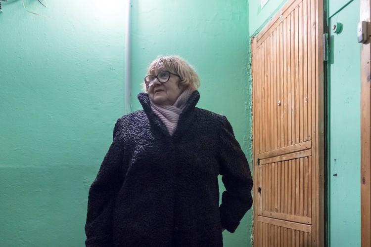 Алла Лименес живет в спальном районе Петербурга