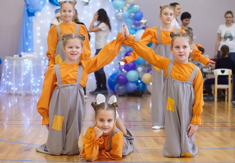 Танцевальный театр «Русские узоры» - давний друг чемпионата.
