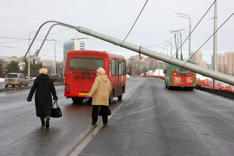 «Левые» сети обнаруживались, когда случалась какая-нибудь коммунальная авария