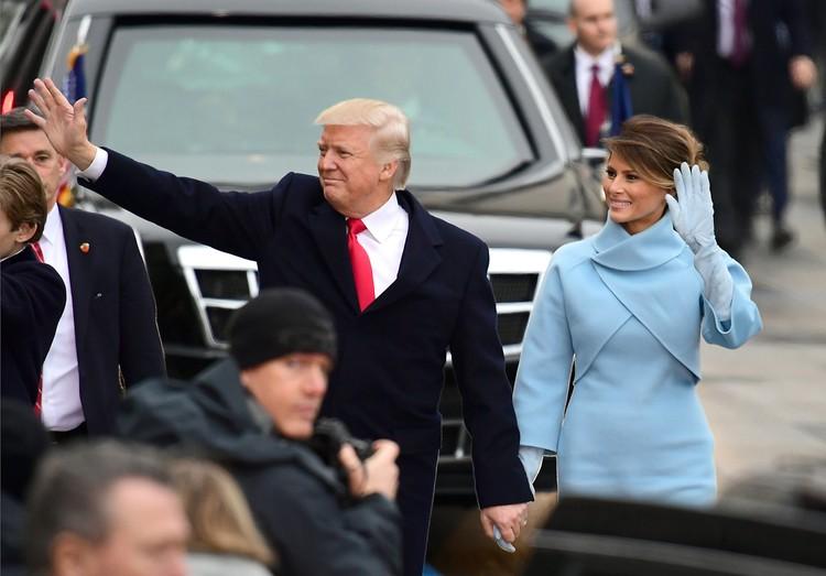 Трамп отчасти скопировал нашего президента и победил на выборах.