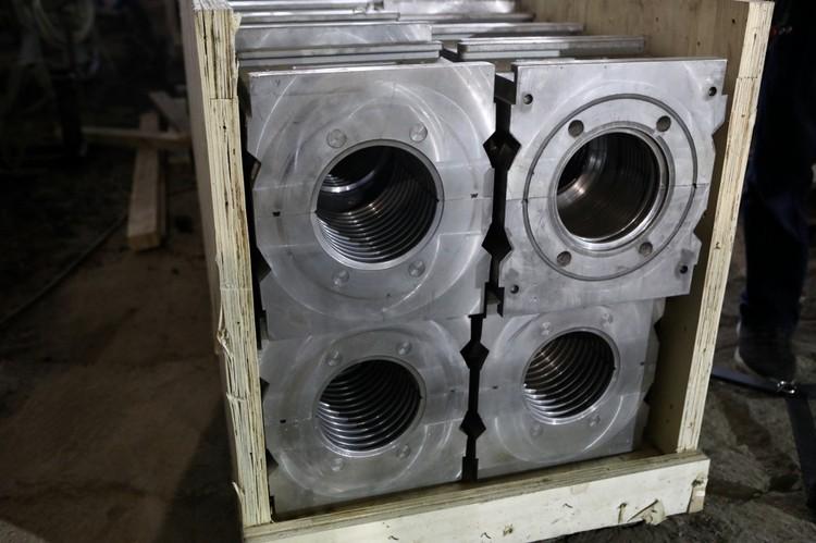 В Приморье начали выпускать гафротрубы. Фото: пресс-служба АПК