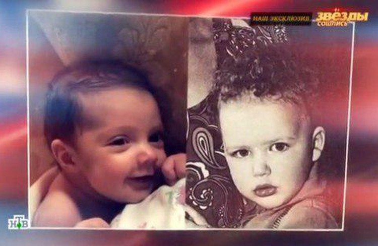 Маленькая Кларочка и ее старший брат