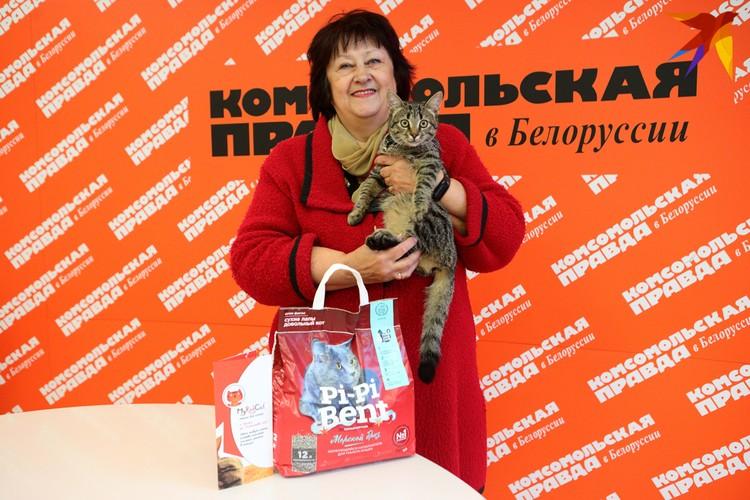 """Котики в """"Комсомолке""""."""