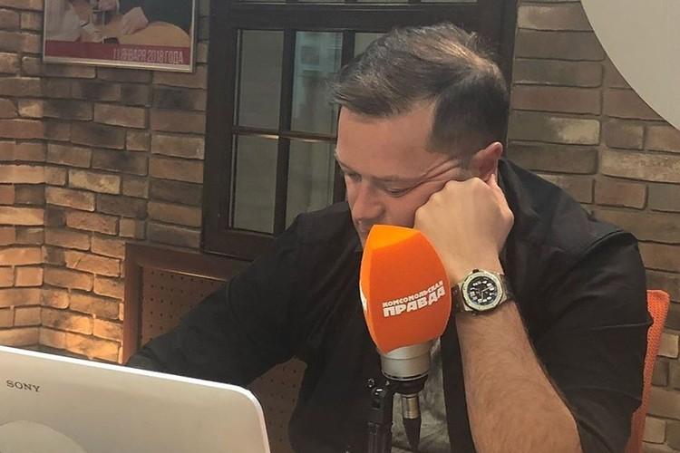 """Политик был частым гостем эфиров Радиостанции """"Комсомольская правда""""."""