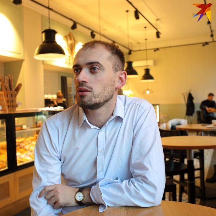 Режисер Алексей Полуян родился в Барановичах. Сейчас живет в Германии.