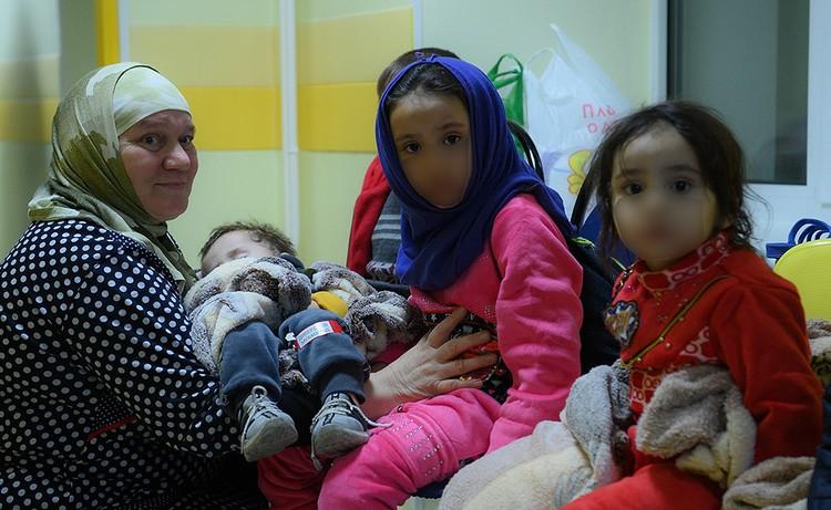 Подготовка к возвращению детей из Ирака идет долгие месяцы, а сама эвакуация проходит буквально за день. Фото: Пресс-служба Уполномоченного при Президенте Российской Федерации по правам ребенка