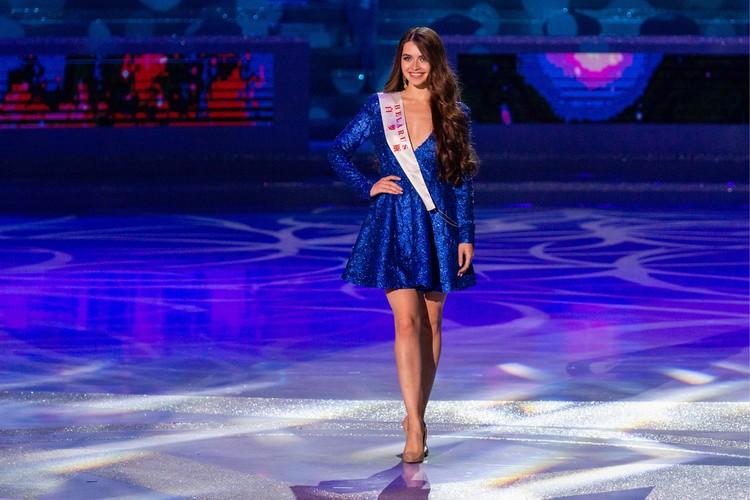 после победы на республиканском конкурсе красоты она блестяще представила страну на «Мисс Мира-2018». Фото: Артем Иванов/ТАСС