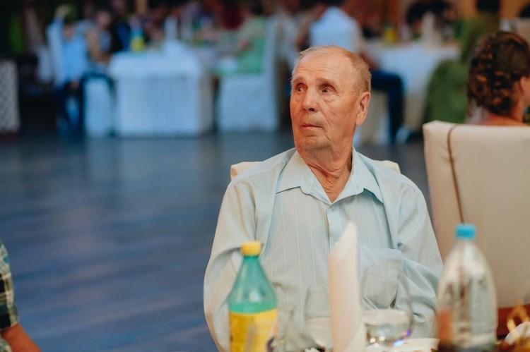 Пенсионера все запомнили как хорошего человека