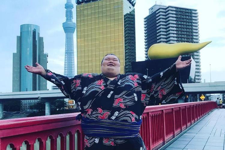 Анатолий Михаханов в Японии. Фото: соцсети