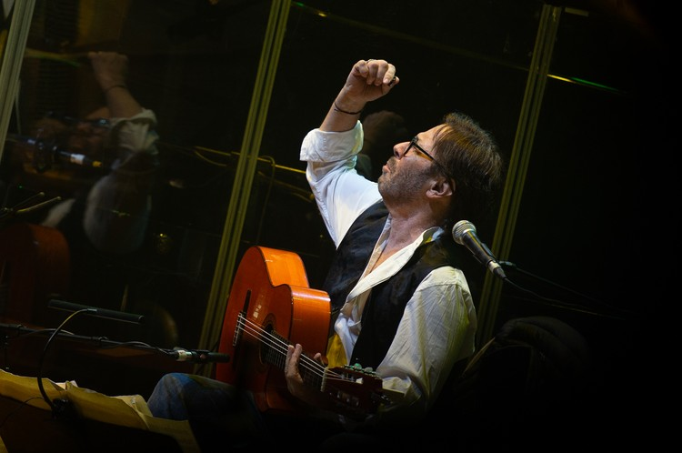 Финальным аккордом фестиваля Silk Note стало выступление гитариста-виртуоза Al Di Meola – одного из наиболее влиятельных музыкантов мира. Фото: предоставлено организаторами