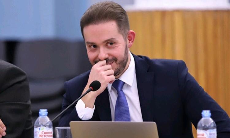 Начальник управления развития кадрового потенциала системы образования Департамента образования и науки Москвы Илья Новокрещенов.