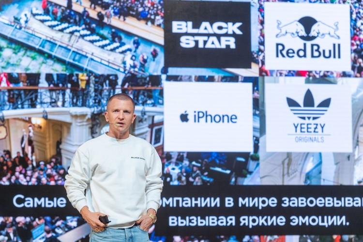Сооснователь музыкального лейбла Black Star Павел Курьянов.
