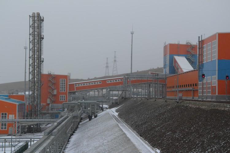 Панораманый вид на новую ГРЭС-2. Фото: предоставлены РусГидро