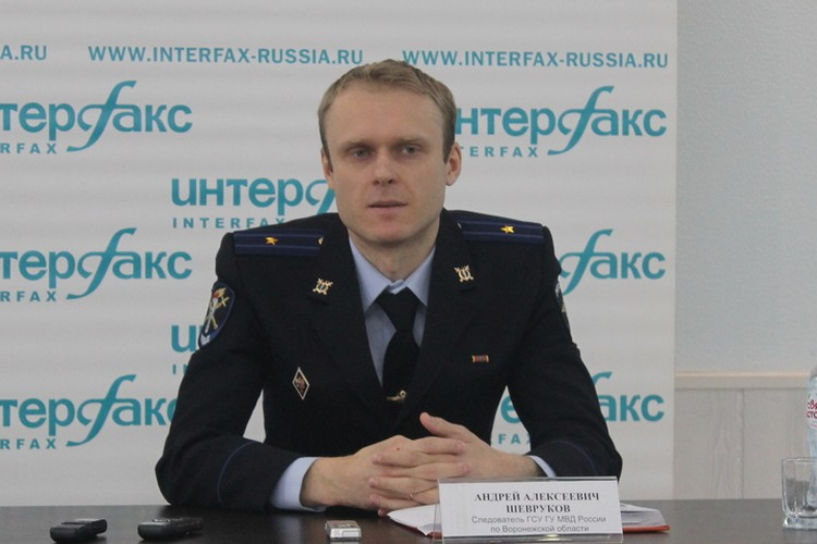 Андрей Шевруков.