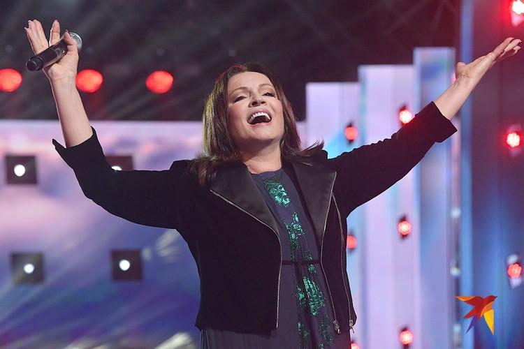 Певица София Ротару на Международном конкурсе молодых исполнителей популярной музыки `Новая волна - 2019`.