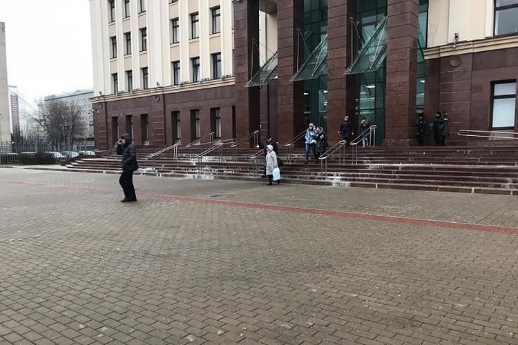 Первым угрозы получил Городской суд Петербурга. Фото: Дарья Лебедева/ Объединенная пресс-служба судов СПб