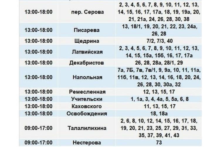 """Отключение электроэнергии 2 декабря, Правобережный район Иркутска. Фото: группа """"Свет 38"""" в соцсети Facebook."""