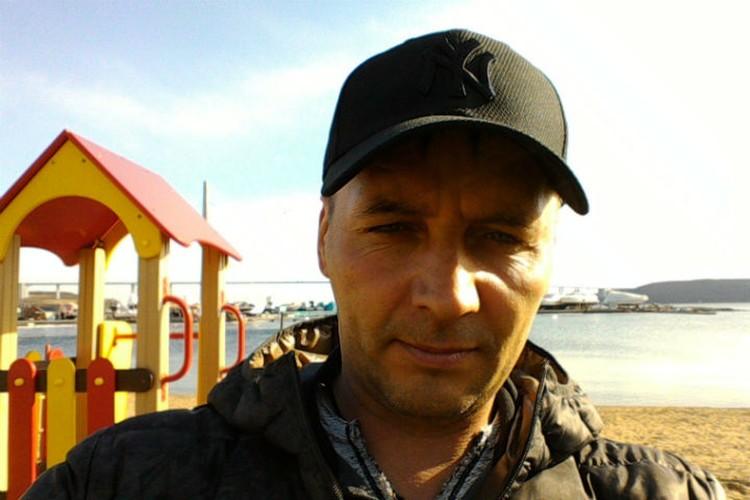 Водитель Сергей Кубасов. Фото: соцсети