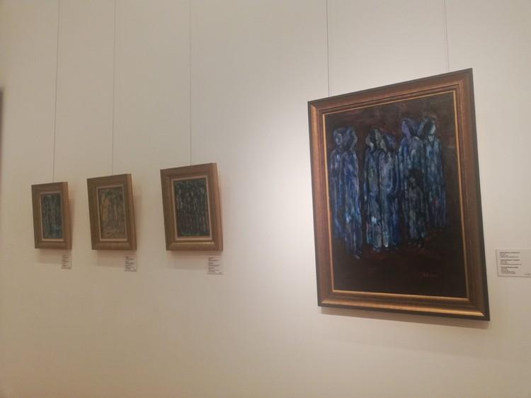 В фонде Национального художественного музея теперь четыре картины Шрага Царфина
