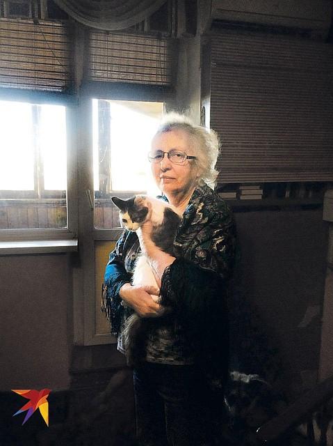 Елена Лаврова. Фото: Дмитрий СТЕШИН