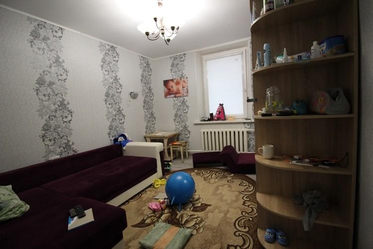 Комната сына Татьяны.