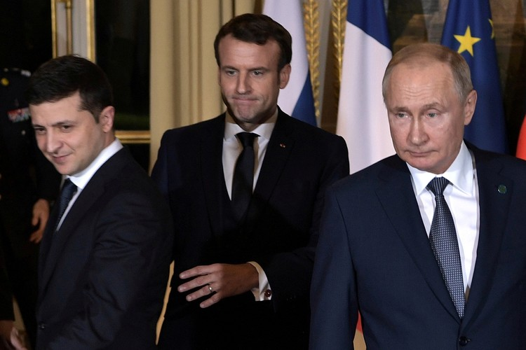 Российский лидер поделился впечатлениями от встречи с украинским лидером
