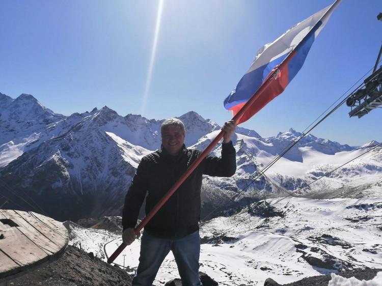 Майор Руслан Кушниренко.