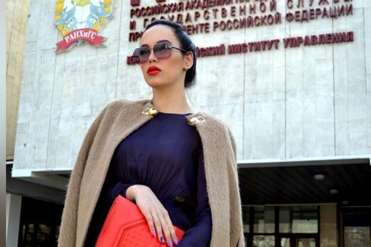Екатерина Герасимова еще в Академии госслужбы хотела работать чиновницей - мечта сбылась