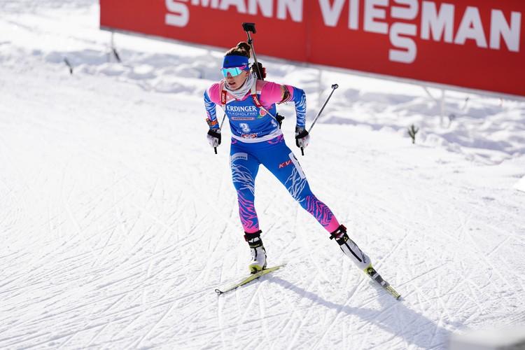 В австрийском Хохфильцине завершился второй этап Кубка мира, на котором российские биатлонисты завоевали четыре медали. Первой бронзу в спринте выиграла Светлана Миронова.