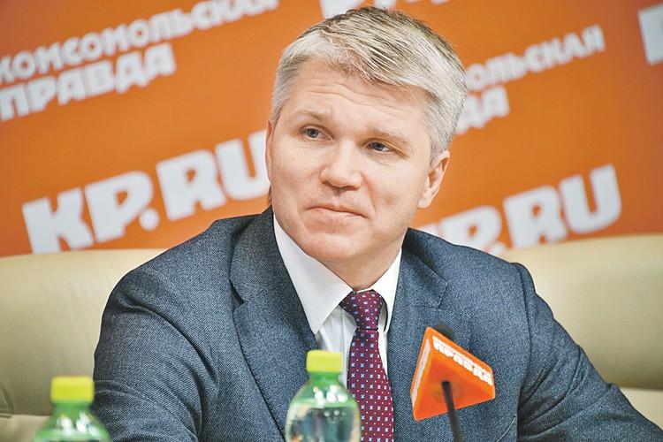 Павел Колобков.