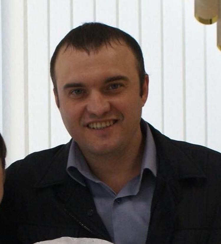 Погибший Николай Чудаков.