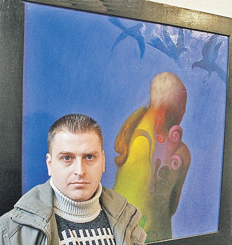 Яков Джугашвили. Фото: Александр КЛИМЧУК/ТАСС