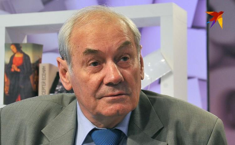 Доктор исторических наук, президент Академии геополитических проблем Леонид Ивашов.