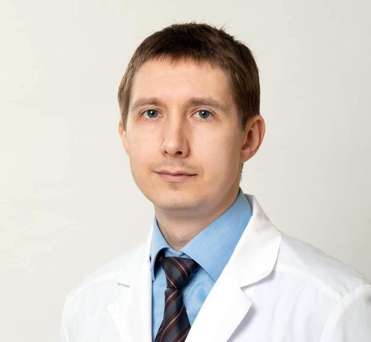 Юрий Потешкин
